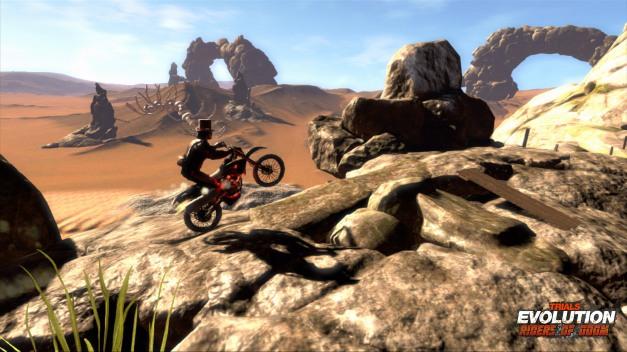Trials Evolution - DLC#2 - Riders of Doom 007