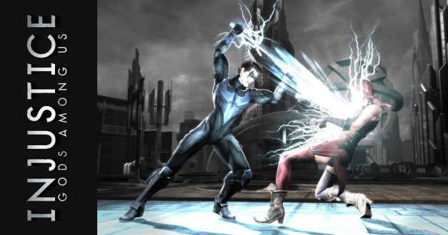 Injustice Header 2
