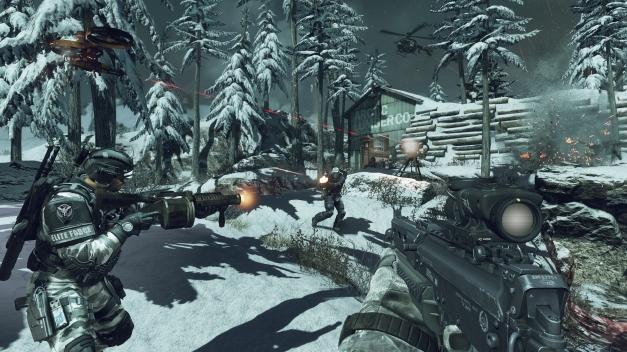 COD Ghosts_Arctic Lumber